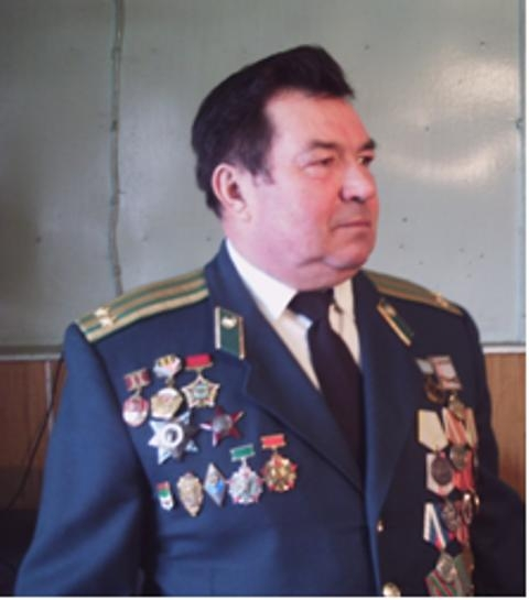 Памяти достойны - Василий Мельников