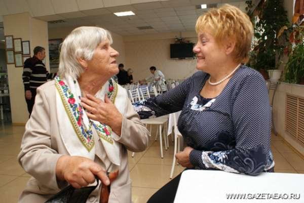 День пожилых людей отметили в селе Птичник