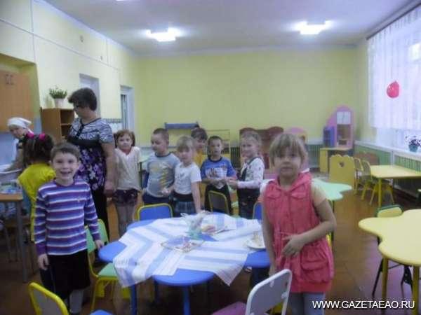 В новой группе все «с иголочки» - : в подготовительной группе детского сада «Буратино»