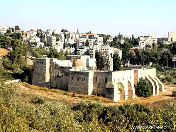 Бывший премьер Грузии намерен выкупить монастырь Святого креста в Иерусалиме