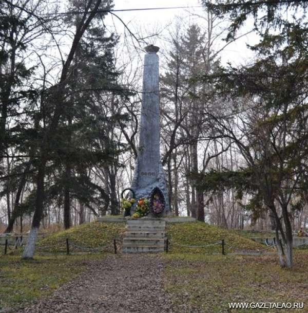 Село Екатерино-Никольское, Октябрьский район, ЕАО