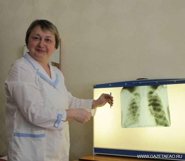 Дети и туберкулез