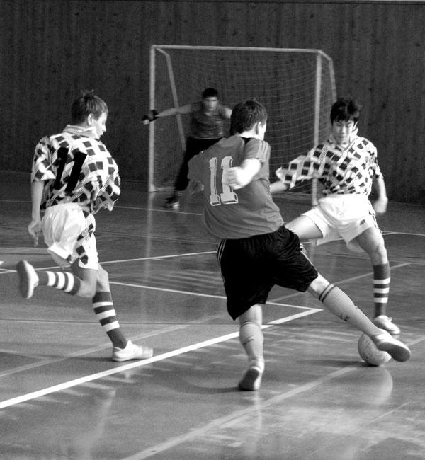 Школьный футбол