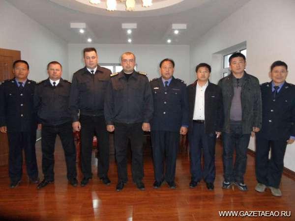 Амурский контроль - Российско-китайская группа рыбнадзора