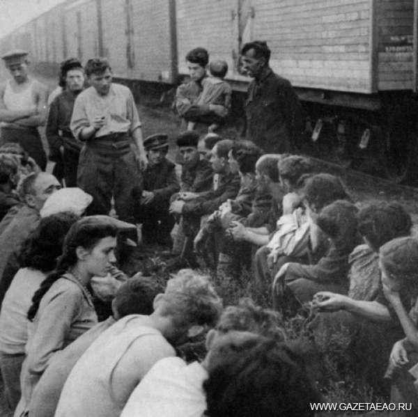 Смоленские евреи в Биробиджане