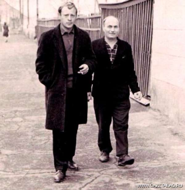 Ицик - Биробиджан, 1972 г. Л. Школьник и И. Бронфман