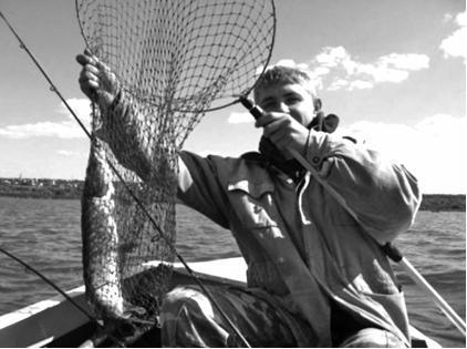 Приглашение на большую рыбалку
