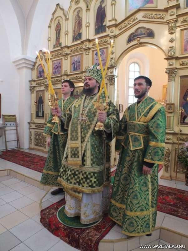 Мир со стороны епископа - Фото из личного архива епископа Аристарха