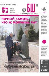 Биробиджанер Штерн - 17(14487) 04.05.2016