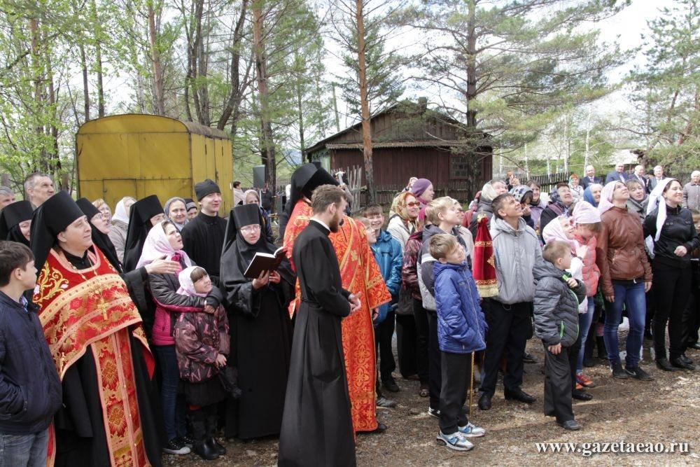 Большое событие в маленьком селе