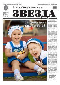 Биробиджанская Звезда - 39(17412) 01.06.2016
