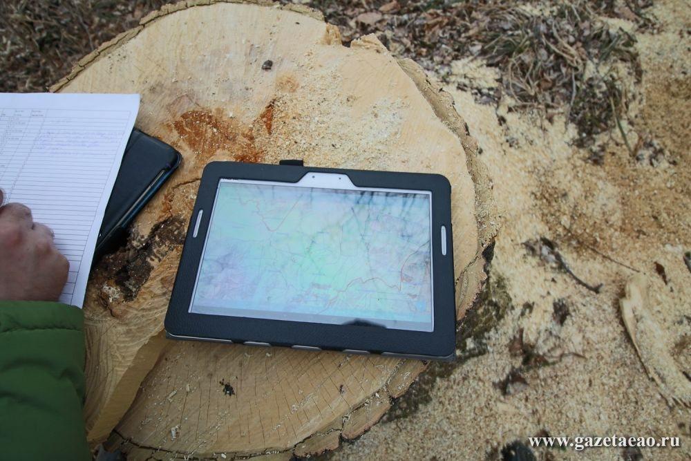 «Кедр» видит все - Работа с сигналами системы «КЕДР» осуществляется через мобильное приложение специальной разработки.