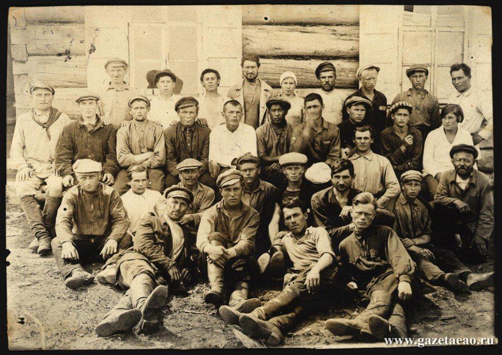 Биро-Биджан - Переселенцы. Еврейская автономная область. 1929-1931 годы