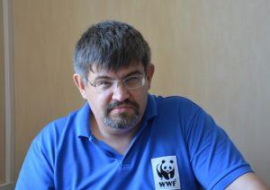 Петр Осипов WWF