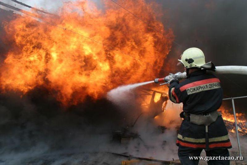Окажите почет пожарным