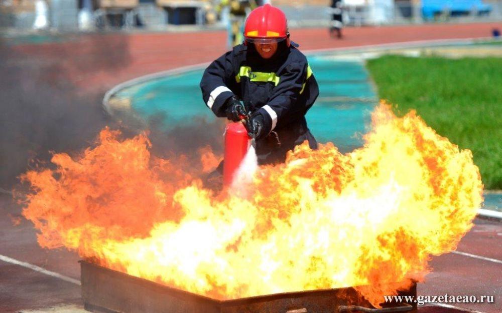 Спортивный огонь