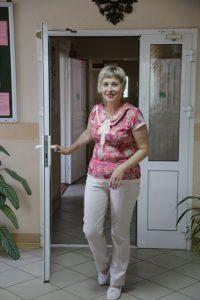 Руководитель службы Татьяна Помилуйко