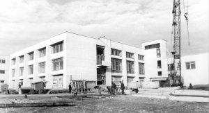 Строительство Дома пионеров