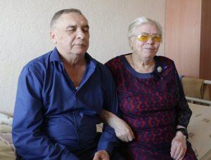 Александр Петрович и Татьяна Федотьевна Тимкины