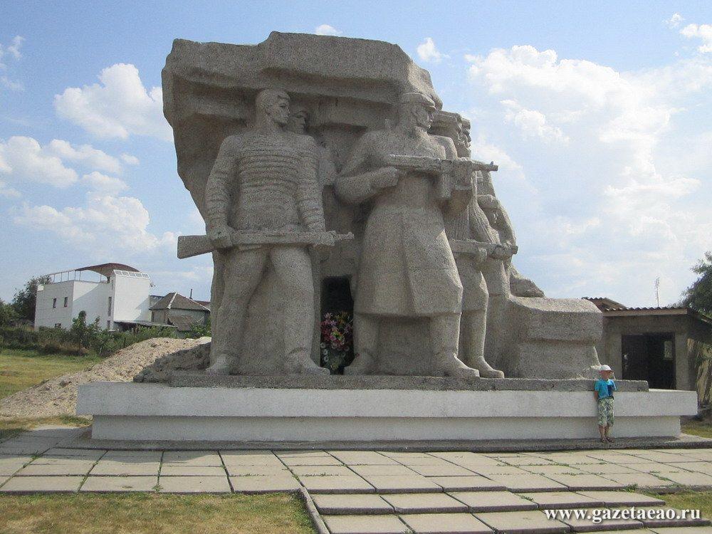 Добрый след - Мемориал партизанской славы в Савранском районе