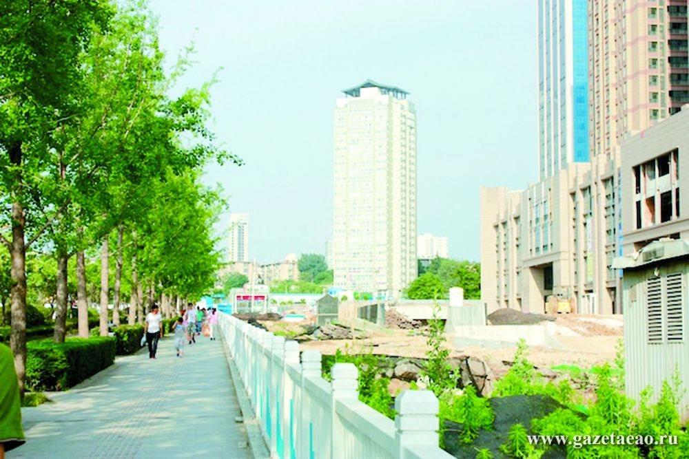 Урбанизация по фэн-шую