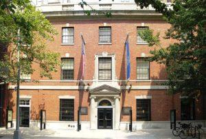 Институт ИВО. Нью-Йорк