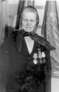 Мария Любовецкая