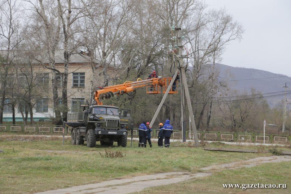 В Ленинском районе