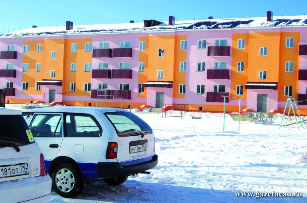 Заживем  в новом году - Новый красивый дом в Биробиджане по улице Шалаева, его строительство продолжается.