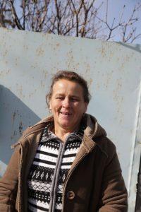 Старожил села Наталья Хромова