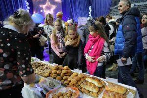 Угощение по-еврейски