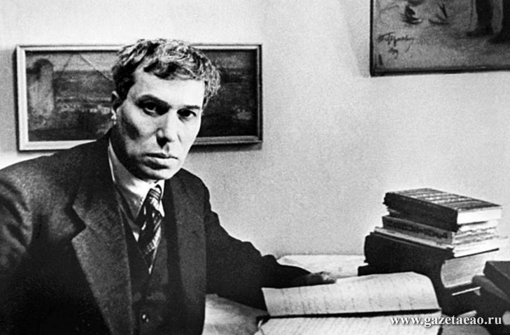 Борис Пастернак  (1890 – 1960) писатель,  переводчик,  один из крупнейших поэтов XX века