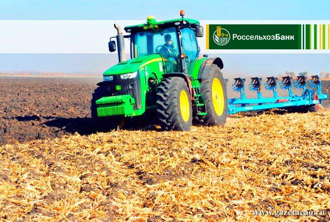 За 10 месяцев 2016 года Россельхозбанк выдал на проведение сезонных работ более 205 млрд рублей