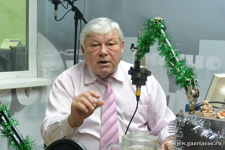 Леонид Павлович ГУЛЕНОК, главный врач СМП Биробиджана, заслуженный врач Российской Федерации
