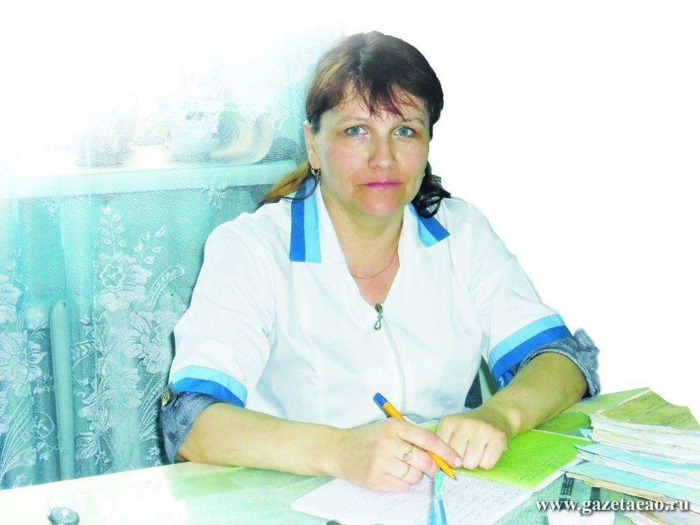 После оптимизации - Татьяна Савельева - терапевт Октябрьской центральной районной больницы