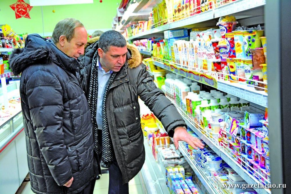 В магазинах товаров из ЕАО становится больше