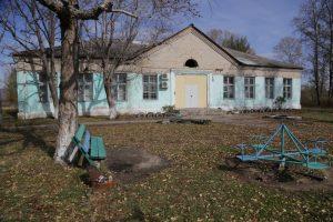 Школа в селе Горном стала клубом