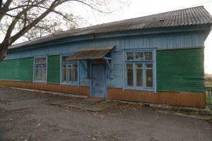 Здание бывшей школы в селе Унгун ждет новых хозяев