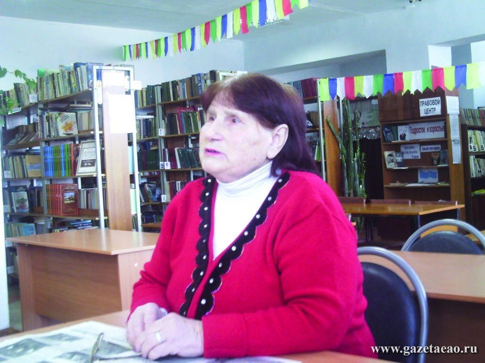 Баба Шура из Лазарево
