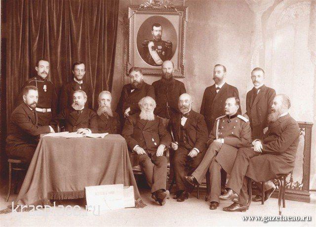 די איינציקע אינעם צארישן רוסלאנד - Главная переписная комиссия переписи 1897 года