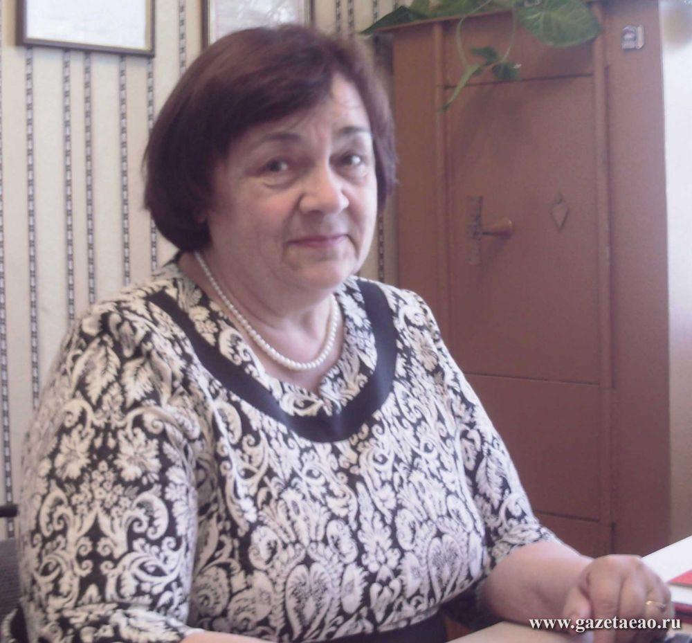 И в радости, и в горе - Председатель Совета ветеранов Галина Скорнякова