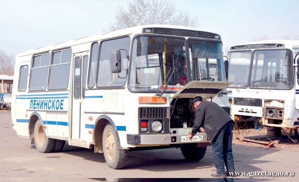 Как трудно быть автобусом