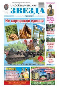 Биробиджанская Звезда - 28(17473) 19.07.2017