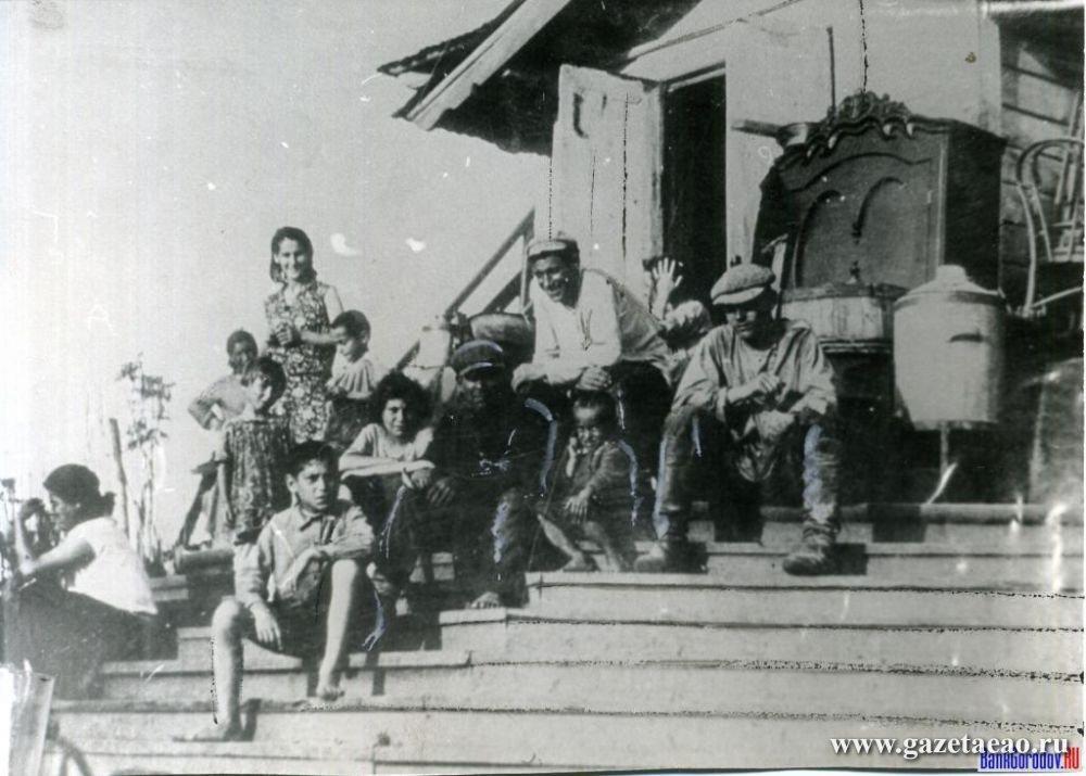 Поездка  в  Биробиджан