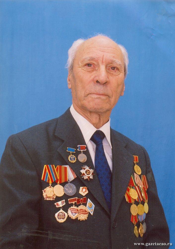 Воин, учитель, ветеран