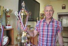 Биробиджанская команда ветеранов стала победителем дальневосточного турнира по футболу