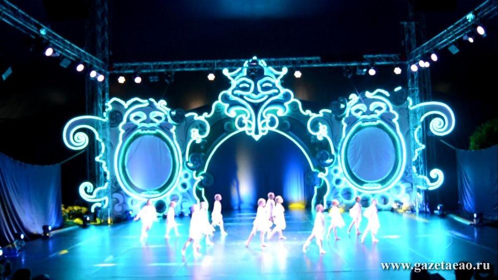 Жюри оценило  еврейские танцы