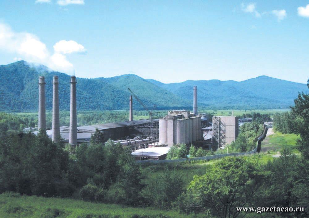 Болезненный процесс остановили - Теплоозерский  цементный завод.