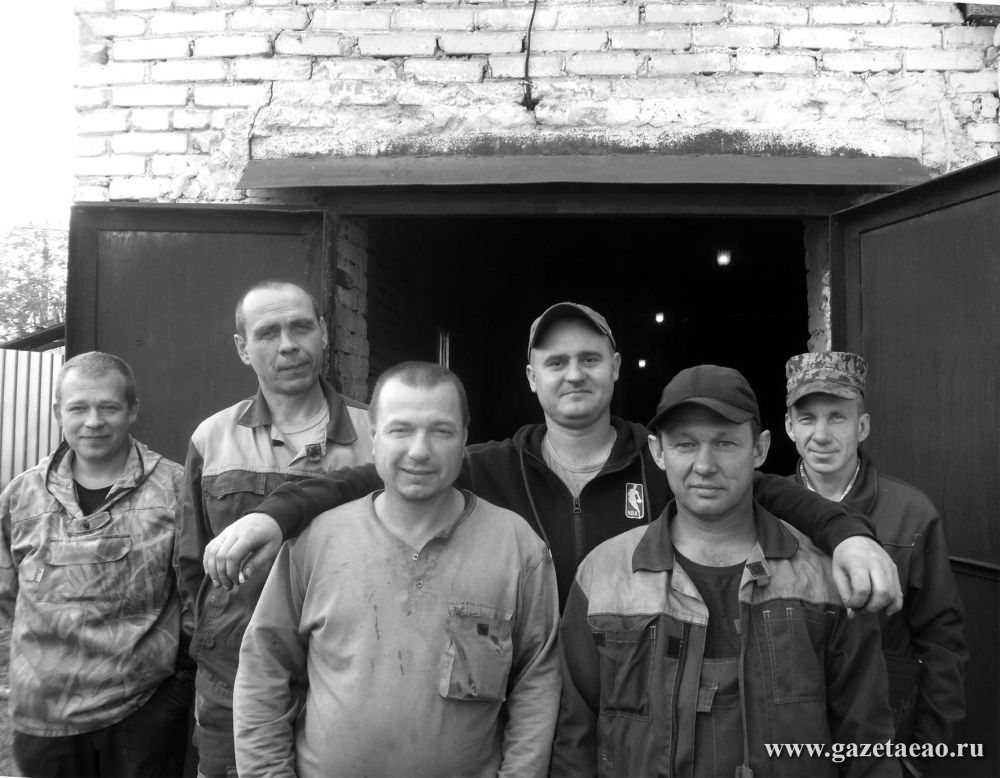 Сезон начнется вовремя - Ремонтная бригада МУП «Теплоэнерго»  у котельной «Амурская»