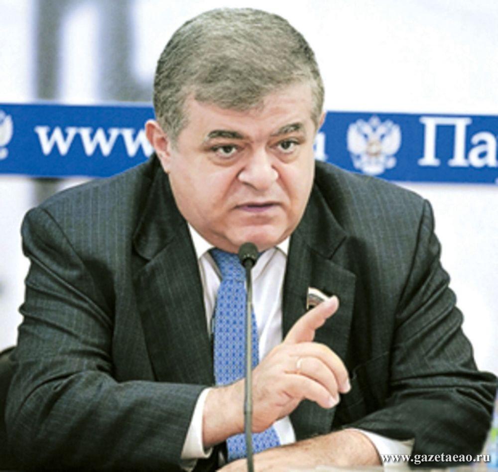 Владимир Джабаров: Россия никогда не будет выполнять чужую волю
